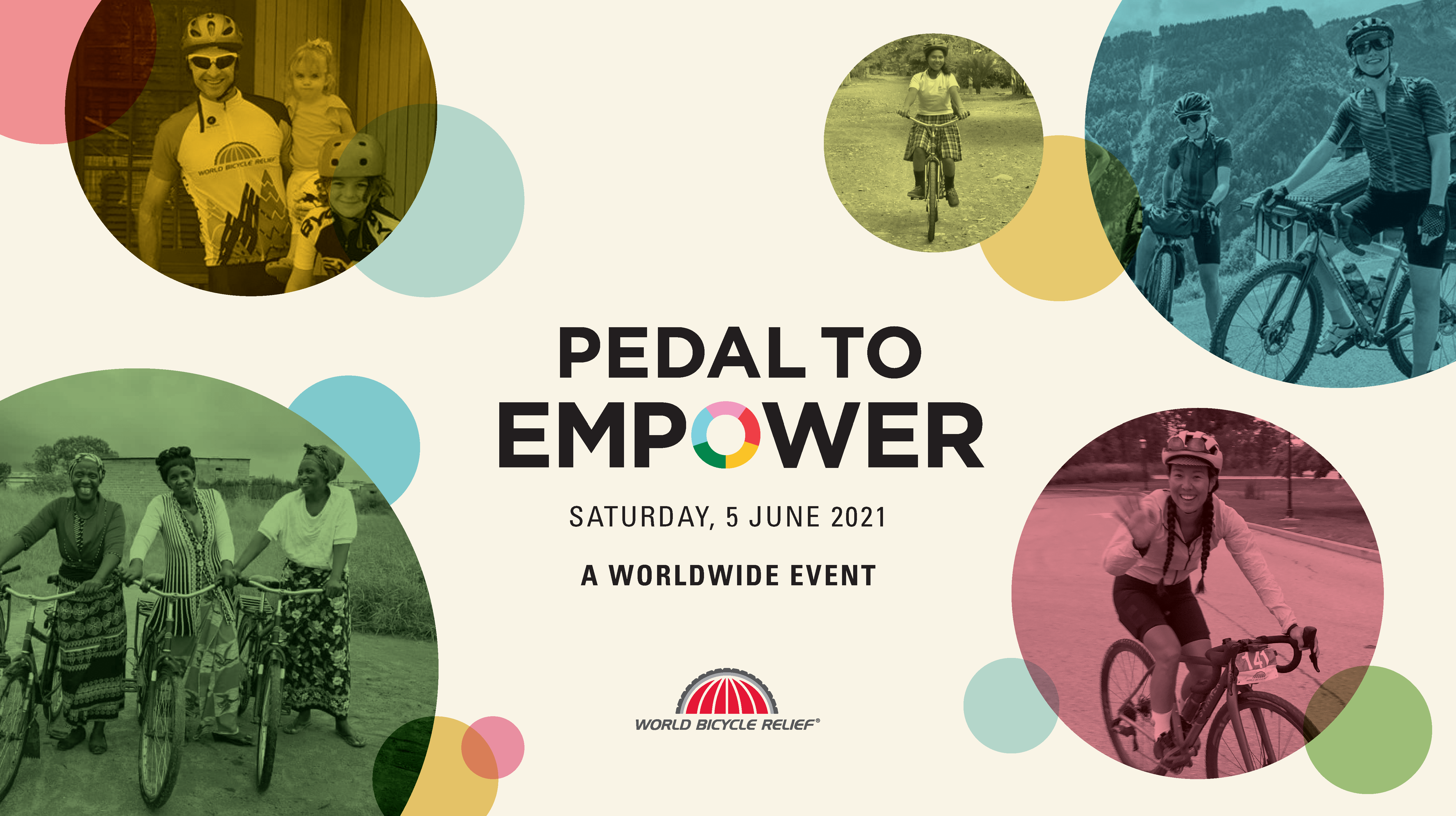 PEDAL TO EMPOWER